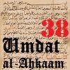 UA38 'Aa'ishah's Description of the Prophet's Prayer