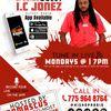 EPISODE 35 I.C. JONEZ LIVE ON HIS HOP RADIO PODCAST Live