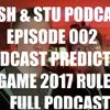 Podcast Prediction Game | Rules (Episode 002)