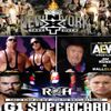NXT Takeover NYC with G1 Supercard