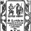 LAZARILLO DE TORMES. PUNTOS CLAVE