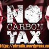 Carbon Tax .... People Tax