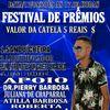 Festival De Prêmios No Bar Do Coco Em Lagoa Estreita No Dia 17/08/2019