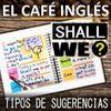 🍫 6 FORMAS para hacer SUGERENCIAS en INGLÉS 🍫