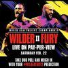 Wilder Fury 2 Shawn Porter