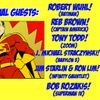 #286: My trip to TerrifiCon with Batman's Robert Wuhl, Captain America Reb Brown, Tony Todd and MORE!