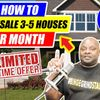Free Master Class: How to Wholesale 3 - 5 Houses Per Month   Wholesale 1st Deal in 30 Days or Less