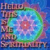 Hello, This is Me & Spirituality.