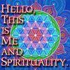 Hello, This is Me & Spirituality.