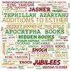 APOCRYPHA BOOKS [HIDDEN   SECRET BOOKS]