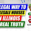 Wholesaling Houses in Illinois   Is It Legal or Not   Attorney Explains Plus Real Estate Contracts