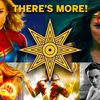 Captain Marvel Addendum - The Star of Inanna, Wonder Woman and the Masonic Connection