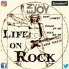 Rock through the time