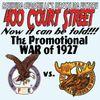 400 Court Street - 1927 Promotional wars, Wrestling is back in Evansville