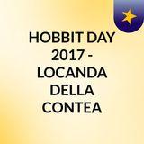 HOBBIT DAY 2017 - LOCANDA DELLA CONTEA