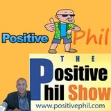 Multitalented Inspirational Communicator is On The Positive Phil Show