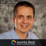 Ep99 - Steve Burge from OSTraining Shares Membership Website Secrets