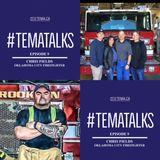 #TemaTalks Episode 9: Chris Fields