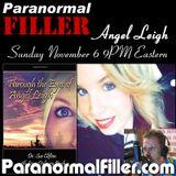 Spiritual Messenger Angel Leigh On Filler