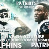 [POSTGAME] New England Patriots @ Miami Dolphins | NFL Week 14 | Powered by CLNS Media