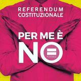 #iovotoNO Le ragioni, nel merito