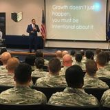 """Daniel Gomez Inspires Our Military By Focusing On A Leader's Journey To Influence: """"Strengthening and Growing The Leader Within"""""""
