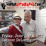 Spencer DeLorme of HorrorAutographs.com SF9 E26