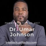 Dr. Umar Johnson/Jaw Jacking