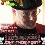 John Thompsett - Izzy's Little Creepers SF9 E37