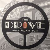 The Drive: NCAA hoops with Jay Bilas; James Edwards III on Pistons; Red Wings Moves - February 27, 2018