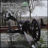 The US Uncivil War Part 3 - Blackbird9