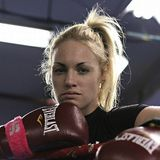 """Inside Boxing:Special Guest Womens International WBC Featherweight Champ Heather""""Heat"""" Hardy"""