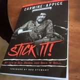Carmine Appice Stick It My Life Of Sex Drums And Rock N Roll