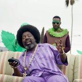 AfroMan/Groovy People Radio