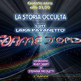 Forme d'Onda - Lara Pavanetto - La Storia Occulta (Francesco Colonna, Igor il Russo) - 01-11-2018