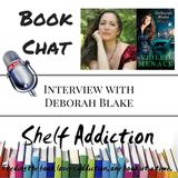Ep 90: Author Feature - Witches in Fantasy with Deborah Blake | Book Chat
