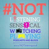 #NOTlistening.co.uk Podcasts