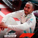 Hamilton vuelve a la punta una vez más