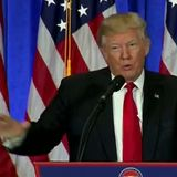 Trump Wrecks His Presidency With Press Conference Disaster