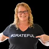VISMAYA RUBIN: Daily Success Word of the Day is GRATITUDE