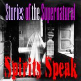 Spirits Speak | Interview with Barry Strohm | Podcast