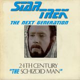 "Season 3, Episode 4: ""The Schizoid Man"" (TNG) with David Mack"