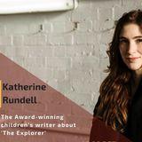 IN DIRETTA dallo   Zimbabwe  - Katherine Rundell  -  'The Explorer'. - e poi Musica la piu ballata sui floor  del mondo