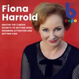 Fiona Harrold at The Best You EXPO