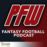PFW Fantasy Football Podcast 061: Ready for Week 1 of 2018