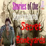 Midnight Visit to a Secret & Forgotten Boneyard | Podcast
