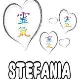 Stefania e i vari effetti del Reiki