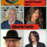 Alberto Fortis si racconta e ci delizia della sua musica insieme a Mary Montesano
