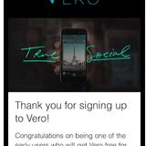 "Review of Vero, ""True Social"", App-based Social Network"