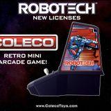 Ep 14  - Coleco Robotech Games